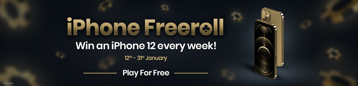 iPhone Freeroll