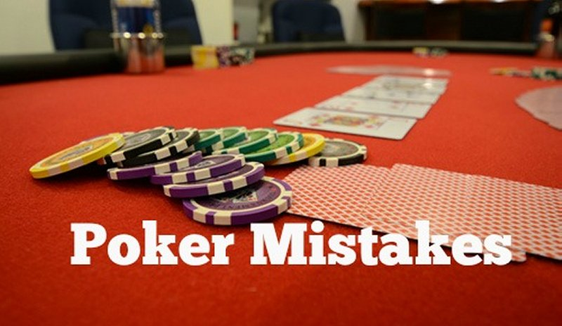 How to Avoid 5 Common Texas Hold 'Em Poker Mistakes